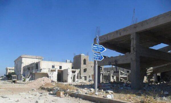 مساع إيرانية للسيطرة على منطقة صناعية رئيسية شمال سوريا