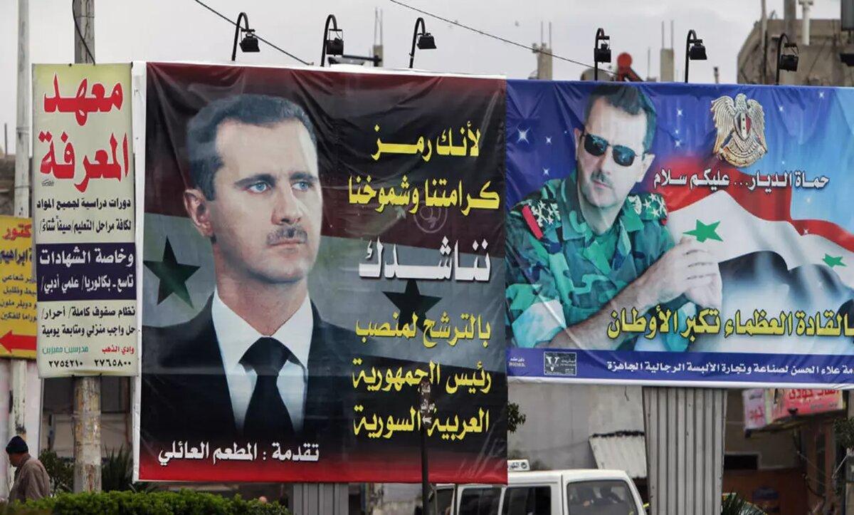 خبراء: الأسد يستعد لمسرحية الانتخابات بأموال رامي مخلوف وإخراج مسيرات تظهر تأييد نظامه