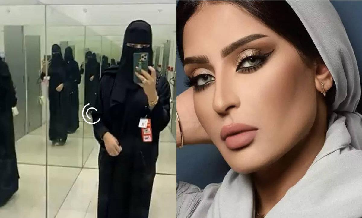 صاحبة أعلى مهر في السعودية تترك الحجاب رسمياً (فيديو)
