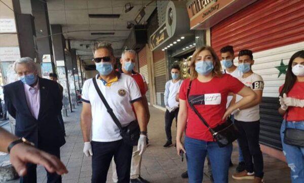 ناشطة من داخل دمشق: السوريون يريدون الاحتجاج ولديهم مطالب موضوعية ومحقة (فيديو)