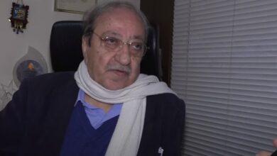Photo of دريد لحام: مواقع التواصل الاجتماعي مواقع شر وشائعات.. ولهذا السبب اعتذرت عن مسلسل الكندوش (فيديو)