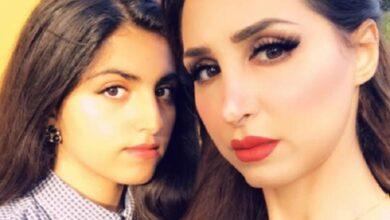 Photo of ابنة هند القحطاني عن والدها: متزوج من امرأة أخرى وموجود في السعودية (فيديو)