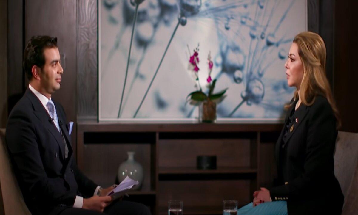 رغد صدام حسين عن إمكانية تبوئها مناصب سياسية: كل شيء وارد (فيديو)