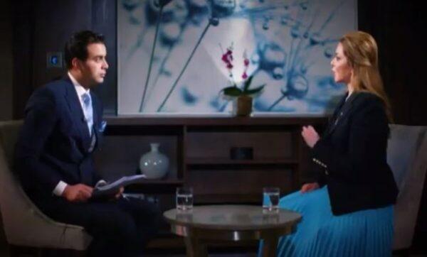 رغد صدام حسين تروي قصتها في قصر والدها وأسباب خلاف زوجها مع والدها (فيديو)