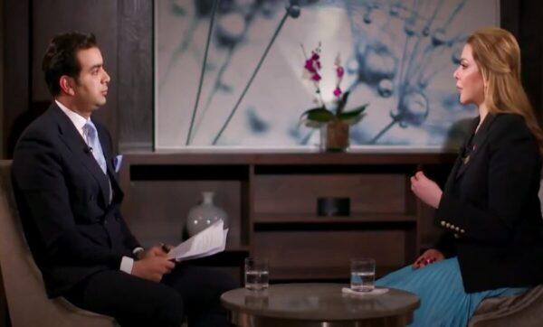 رغد صدام حسين تتحدث عن غيرة زوجها منها وعلاقة والدها برحيله (فيديو)