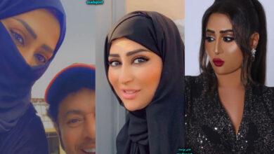 Photo of الفنانة البحرينية شيماء سبت ترتدي الحجاب وتظهر مع الإماراتي جمعة بن علي (صور – فيديو)