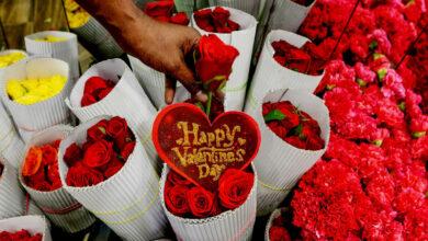 Photo of عيد الحب وقصته الحقيقية وسبب اللون الأحمر للاحتفال بالفالنتاين