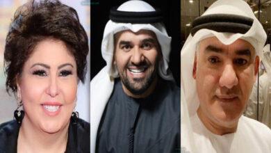 Photo of فجر السعيد تدخل في خلاف مع عائلة حسين الجسمي بسبب تغريدة عن الكويت