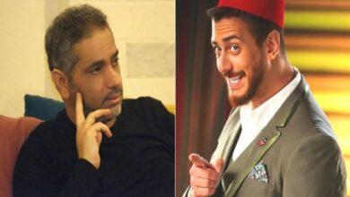 Photo of فضل شاكر يحضر لعمل مشترك مع الفنان المغربي سعد المجرد