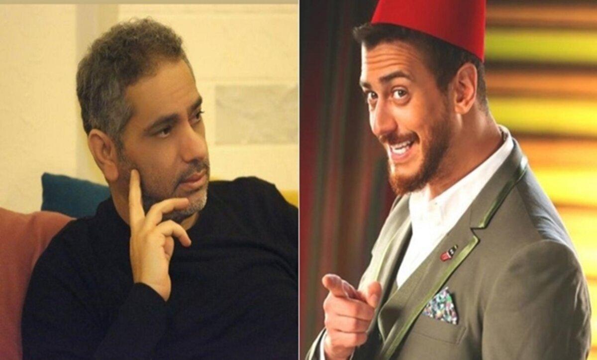 فضل شاكر يحضر لعمل مشترك مع الفنان المغربي سعد المجرد