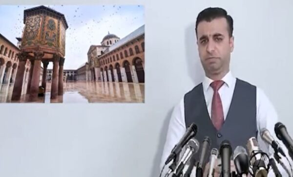 إعلامي سوري: الأسد يعرض الجامع الأموي واللاذقية في المزاد العلني (فيديو)
