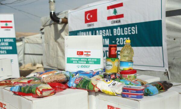 مساعدات تركيا تصل إلى مخيمات السوريين في لبنان ووعود رسمية باستمرارها