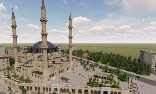 تركيا .. زوجان يتبرعان بكل ما يملكانه من مال لبناء مسجد (صور)