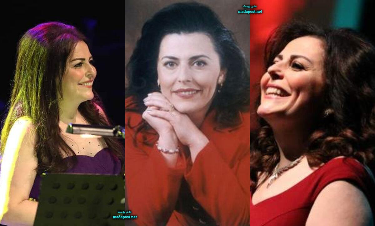 ميادة بسيليس - فنانة سورية