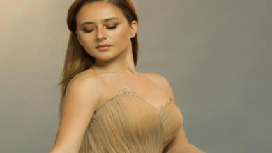 "Photo of بالصور.. نيللي كريم تستعرض رشاقتها ومهارتها في ""رقص الباليه"""