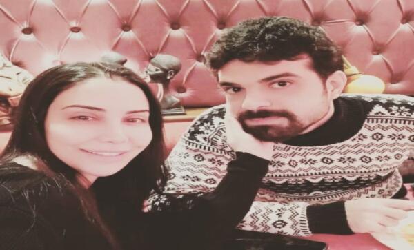 حلا رجب تتغزل في زوجها: ما عندي غيره بالدنيا هو الإسفنجة اللي بتمتصّ انفعالاتي (فيديو)