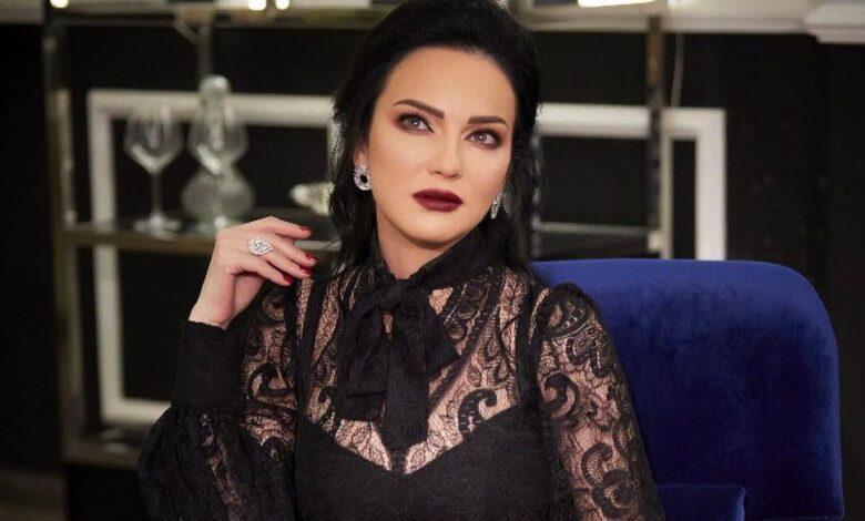 Photo of صفاء سلطان: زواجي من طارق مرعشلي شائعة، وزواجي الأول كان بعمر الـ17 وزواجي الثاني أجمل سنوات عمري (فيديو)