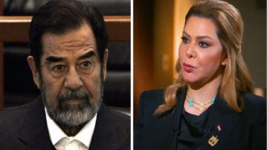 Photo of رغد صدام حسين: طفولتي كانت جميلة وأبي لم يضربني أبدًا (فيديو)