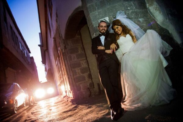 جابر جوخدار وزوجته