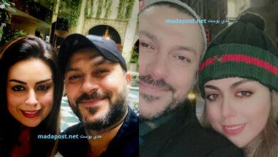 Photo of وائل شرف لزوجته في عيد الحب: الله يخليكِ شمعة مضويّة البيت (صور)