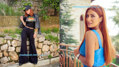 "Photo of هبة نور تستعرض رشاقتها في إطلالة جديدة ومستمرة في تصوير ""نسونجي بالحلال"" (صور)"