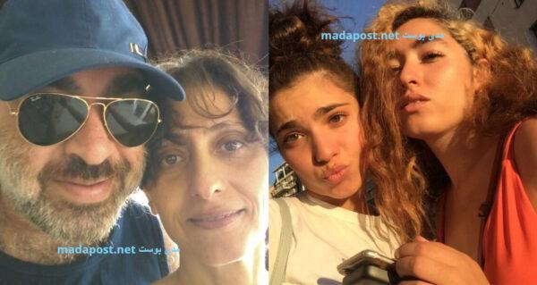 محمد آل رشي وعائلته