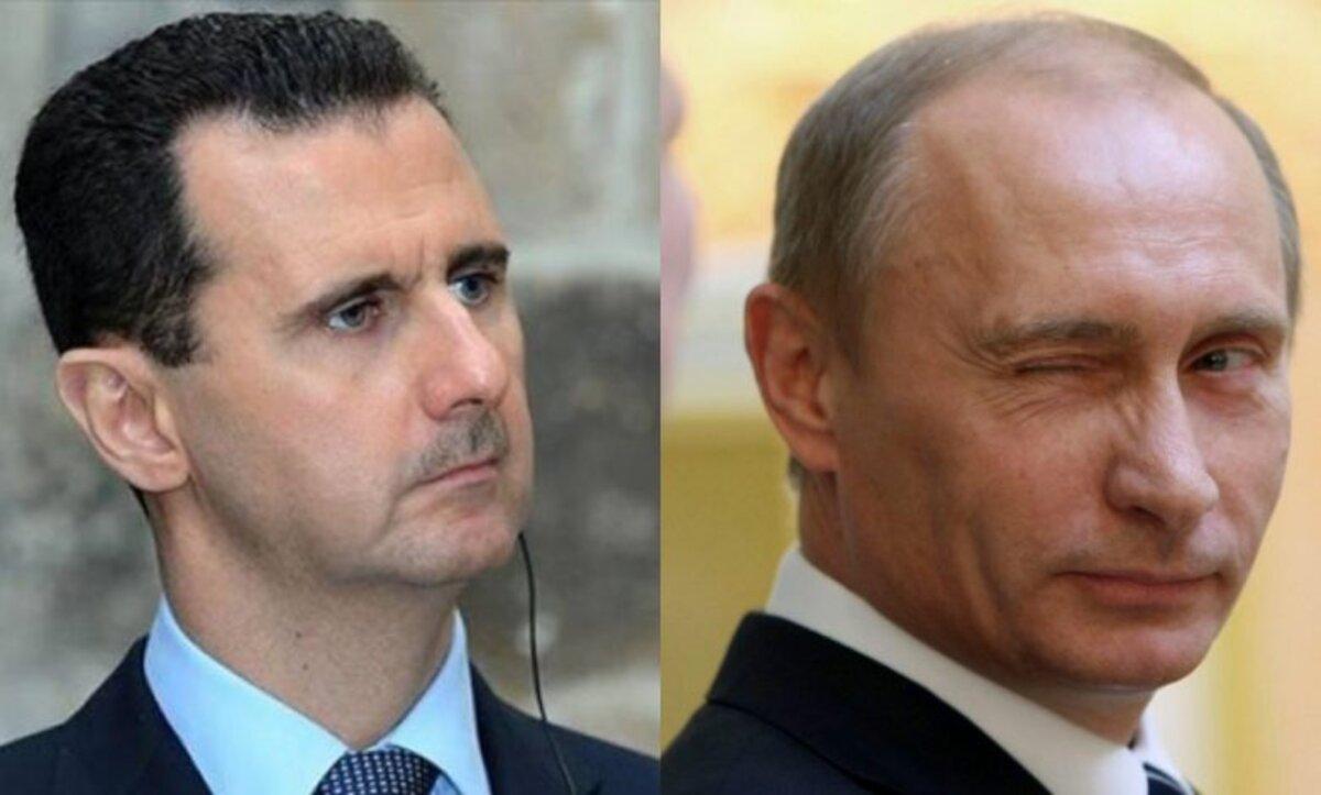 مسؤول سوري: رحيل نظام الأسد مرتبط برفع الغطاء الروسي عنه