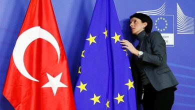 Photo of مسؤول في الأطلسي يؤكد دور تركيا في الدفاع عن الاتحاد الأوروبي مع كونها غير عضو فيه .. وأردوغان يرد