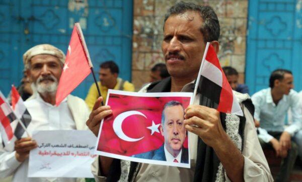 حقيقة تدخل تركيا العسكري مع السعودية في اليمن.. صحفي يوضح (فيديو)