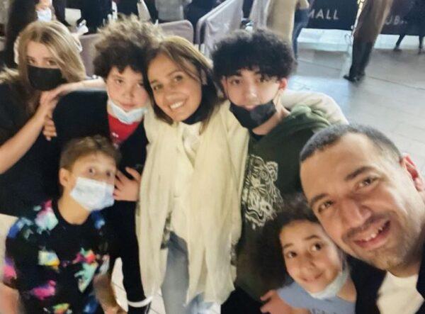 أول ظهور للزوجين معز مسعود و حلا شيحة بعد عقد قرانهما