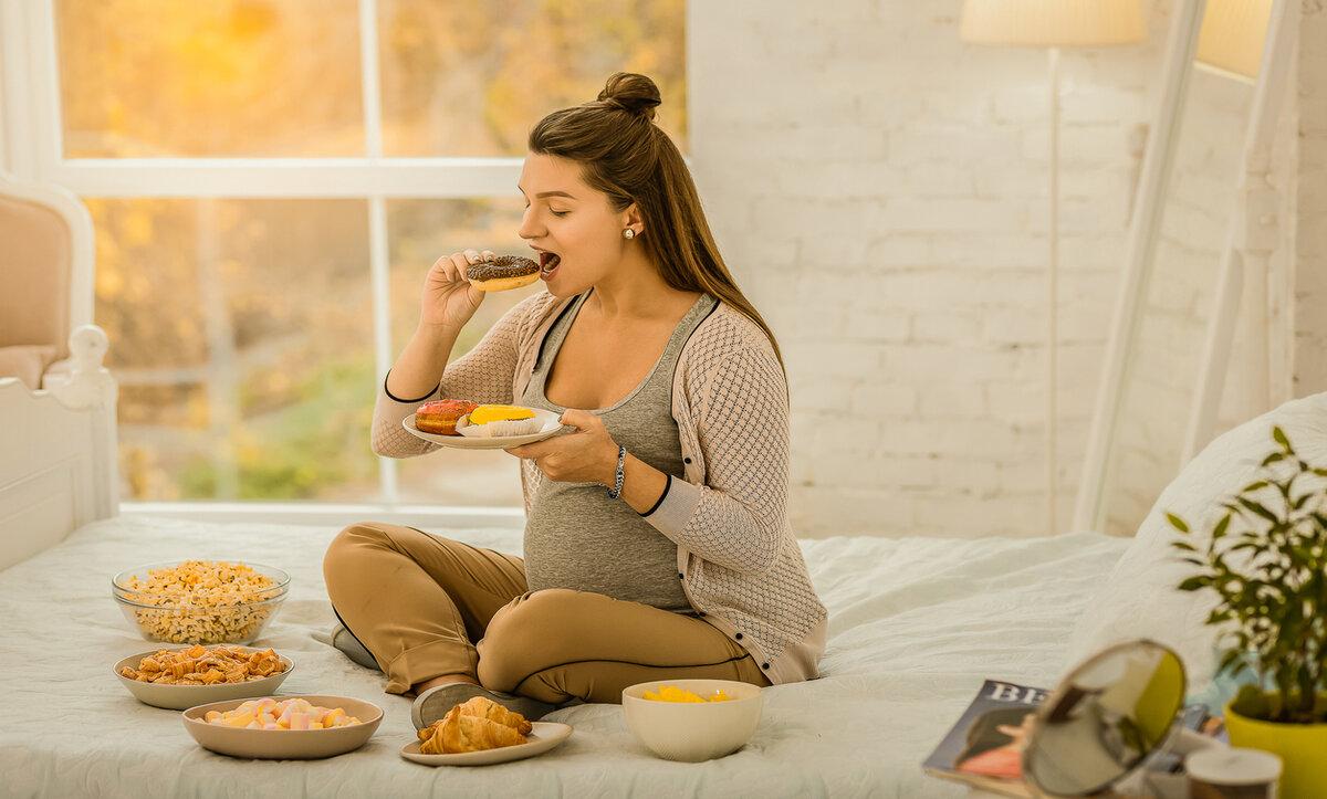 تناول الحلويات وعلاقته في تحديد نوع الجنين للحامل