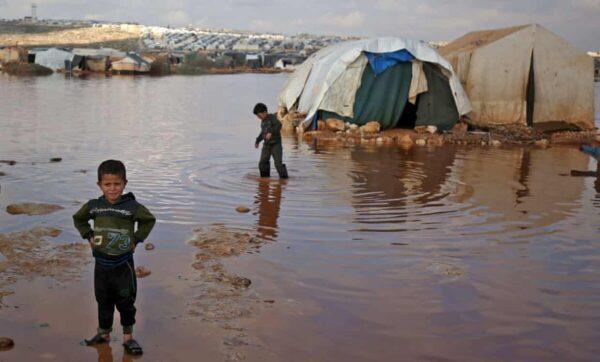مسؤول أممي يناشد بريطانيا لمواصلة الدعم الإنساني للاجئين السوريين