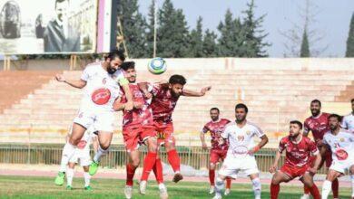 Photo of نظام الأسد يسلم رعاية الدوري السوري لكرة القدم إلى شركة إيرانية!