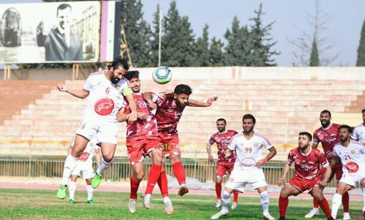 نظام الأسد يسلم رعاية الدوري السوري لكرة القدم إلى شركة إيرانية!