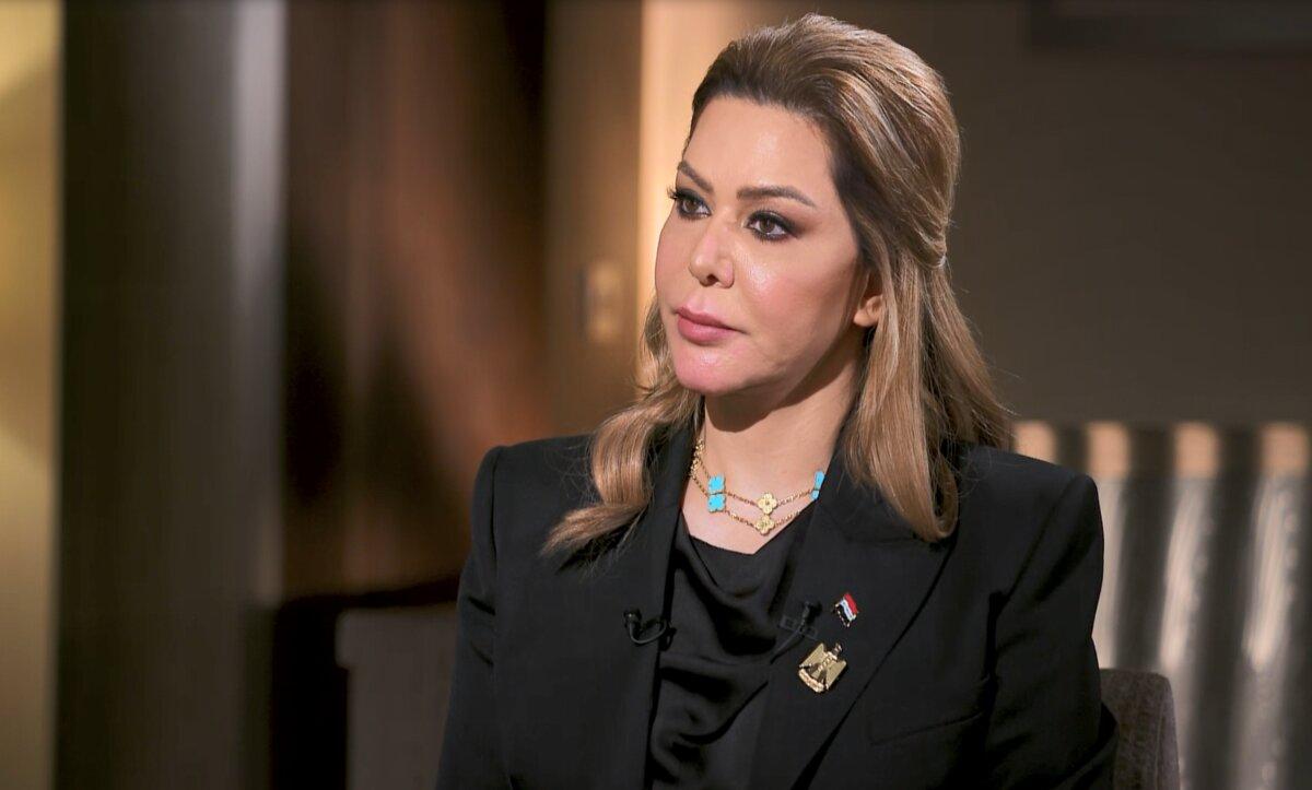 رغد صدام حسين تنشر صورة لابنتها وتوضح حقيقة أخرى متداولة