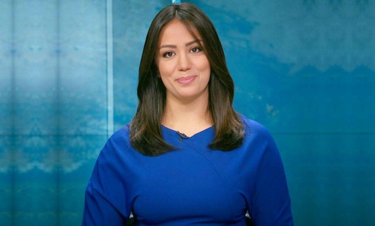 ابن إعلامية الجزيرة روعة أوجيه يضعها في موقف محرج أمام الملايين من متابعيها
