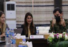 Photo of بايدن يعين سيدة سورية كمديرة في فريق تابع لمجلس الأمن القومي