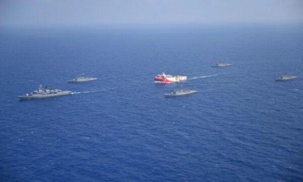 صحيفة يونانية تتحدث عن عودة التفاهم بين مصر وتركيا شرق المتوسط