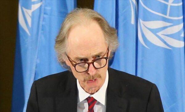 بيدرسون يتحدث عن خطة جديدة في سوريا بعد نتائج المفاوضات الأخيرة