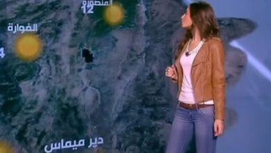 Photo of بطلة الجزء الخامس من الهيبة إلى جانب تيم حسن.. مذيعة نشرات جوية ومقدمة برنامج The Voice