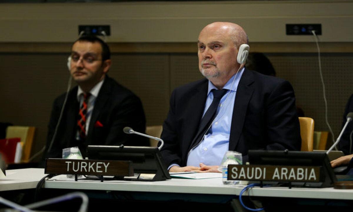 تركيا تخاطب المجتمع الدولي بشأن نظام الأسد و الأوضاع في سوريا