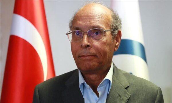 """الرئيس التونسي السابق """"منصف المرزوقي"""": بدني يقشعر حين استمع لفكرة تسلم مجلس عسكري للسلطة في سوريا (فيديو)"""