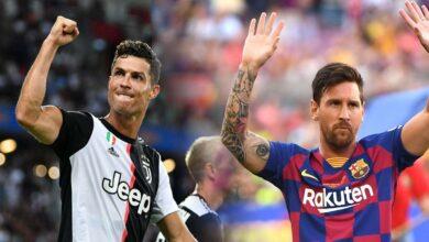 Photo of ميسي و رونالدو يخرجان من ربع نهائي أبطال أوروبا للمرة الأولى منذ 16 عاماً