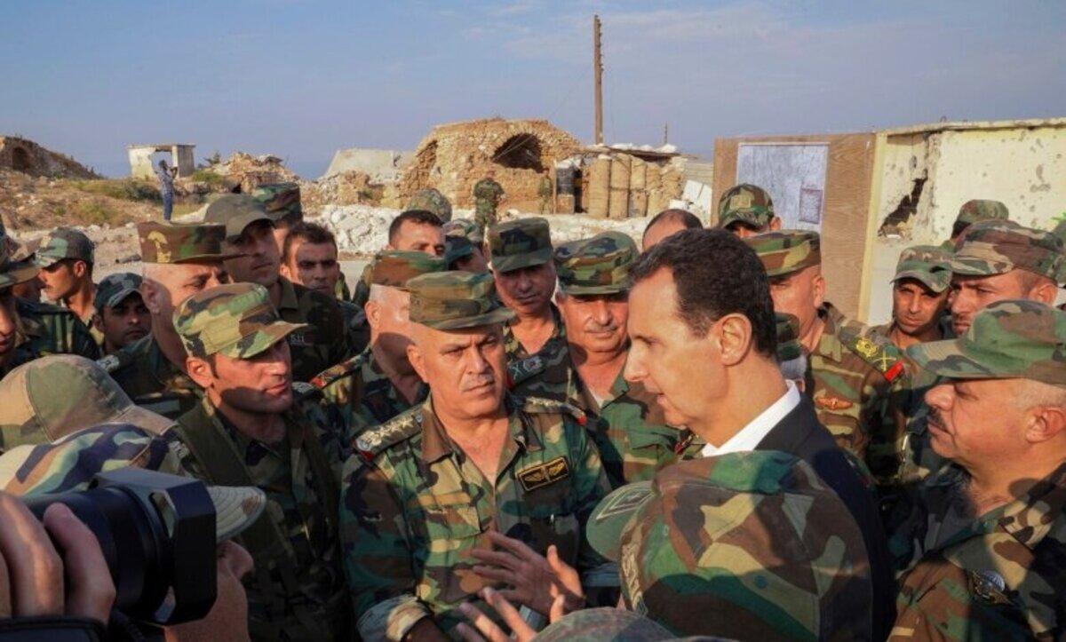 مطالب برحيل الأسد في عُمق حاضنته الشعبية
