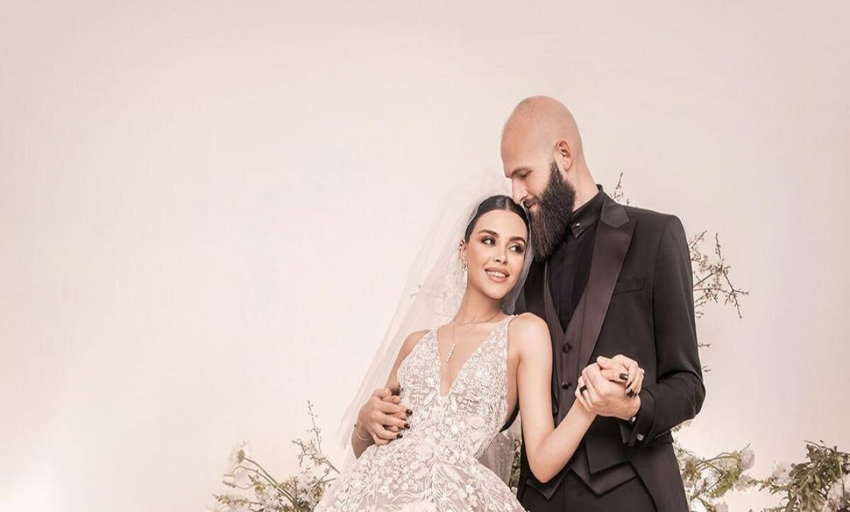 يارا قاسم تعلن زفافها من المخرج السعودي محمد وفا (فيديو - صور)