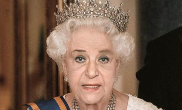 اسمها الحقيقي ثريا وكانت تحب الاستماع للأذان وسر دفنها بعد 3 أيام.. معلومات عن المصرية سناء جميل بعد تحويلها إلى ملكة بريطانيا
