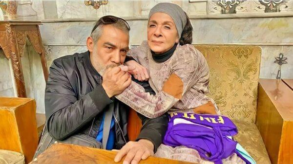 سامية الجزائري وأيمن رضا