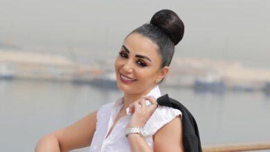 Photo of ديمة الجندي في كواليس مسلسل السنونو وهذه شخصيتها (صور/ فيديو)