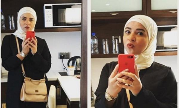 اسمها الحقيقي أمل وطلبت الطلاق في يوم زفافها.. معلومات عن إيمي سمير غانم بعد شائعة ارتدائها الحجاب