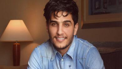 Photo of محمد عساف عن زوجته: كانت خائفة مني واستطعت طمأنتها وهي ذات قلب طيب (فيديو)